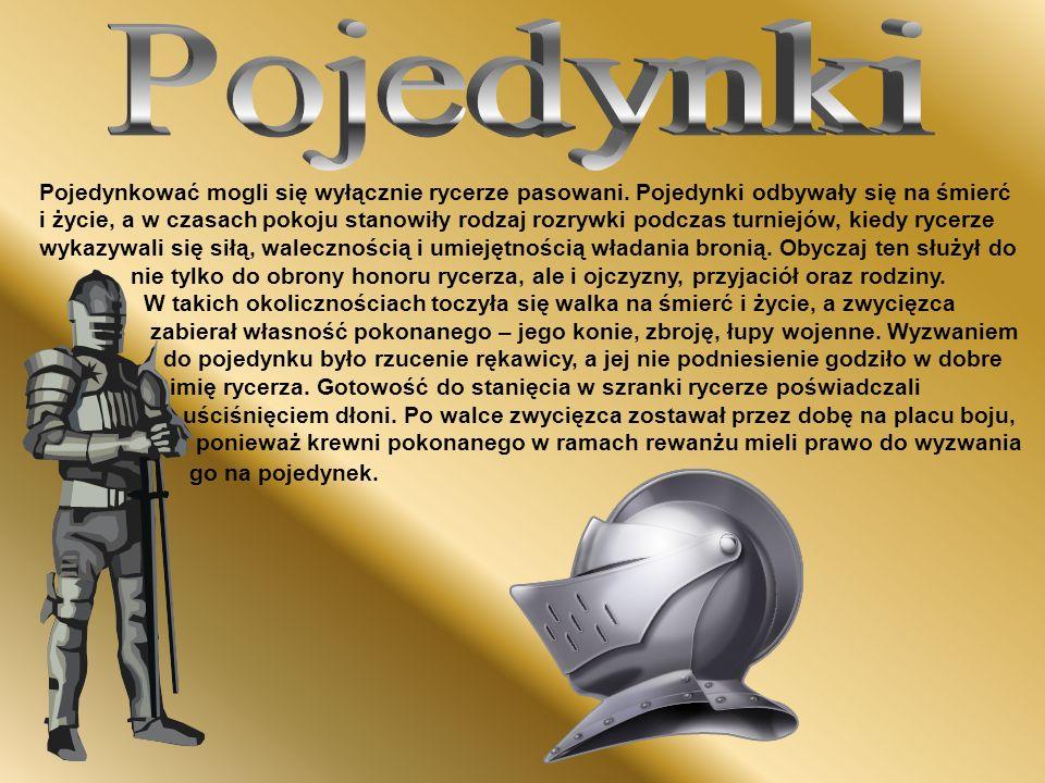 Henryk Sienkiewicz w swojej powieści bardzo barwnie opisał obyczaje panujące w okresie średniowiecza.