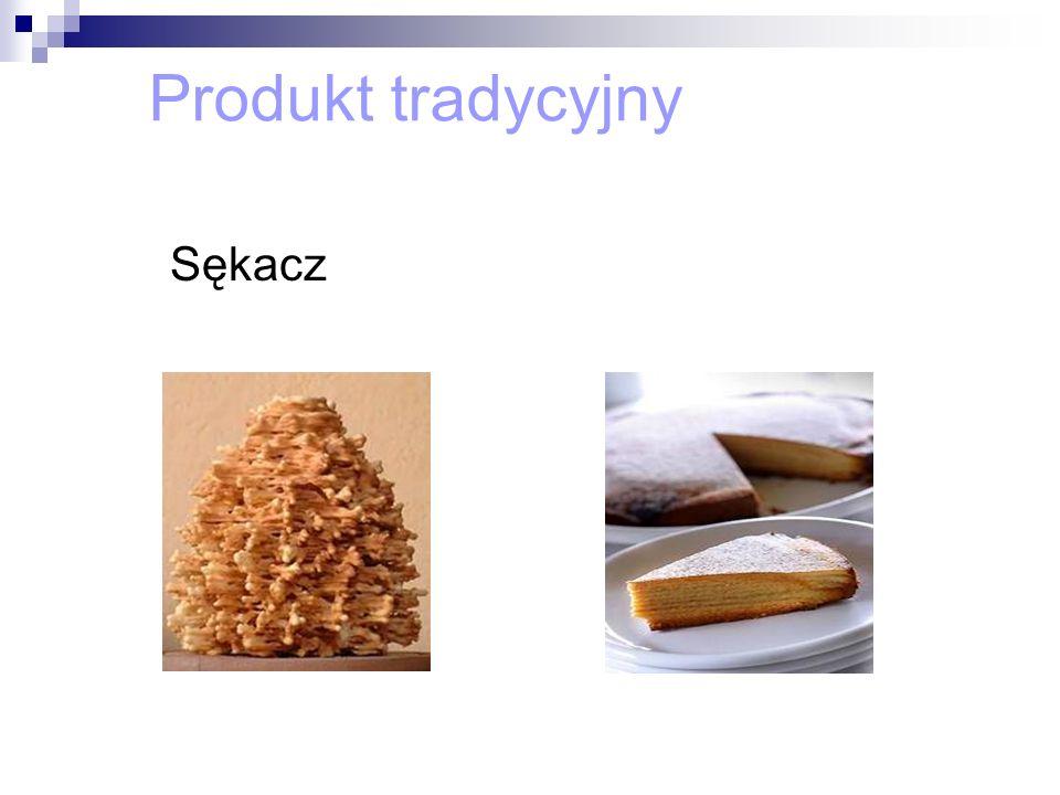 Produkt tradycyjny Sękacz