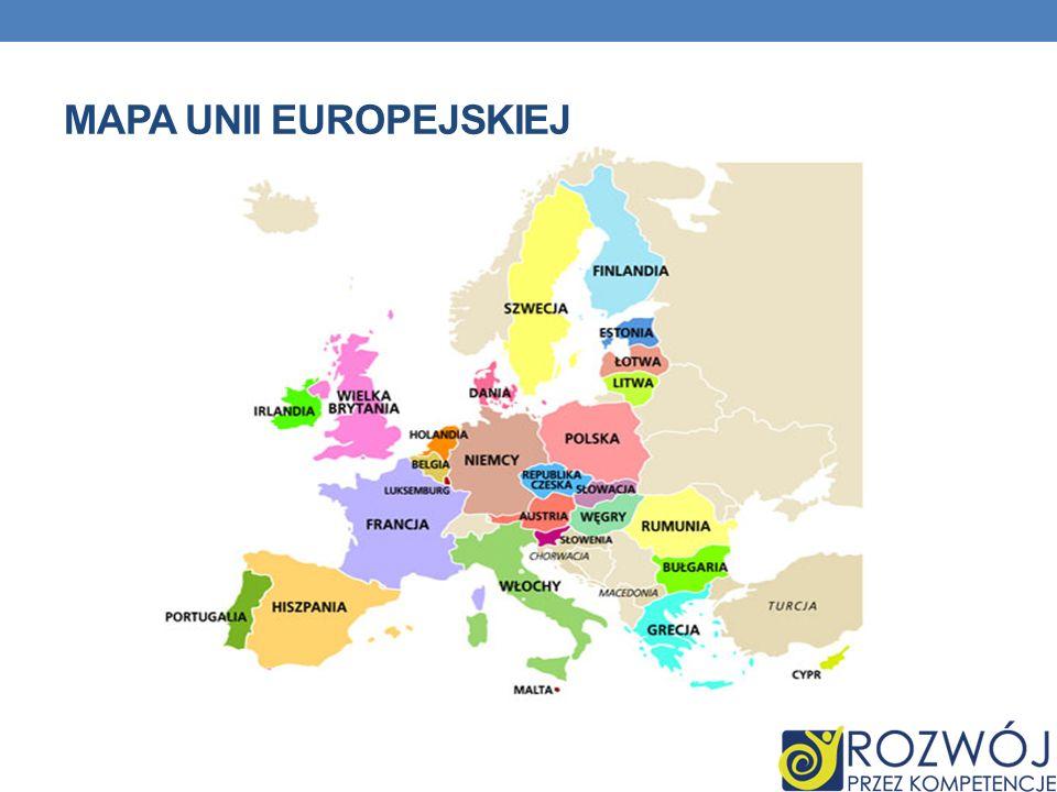 MAPA UNII EUROPEJSKIEJ