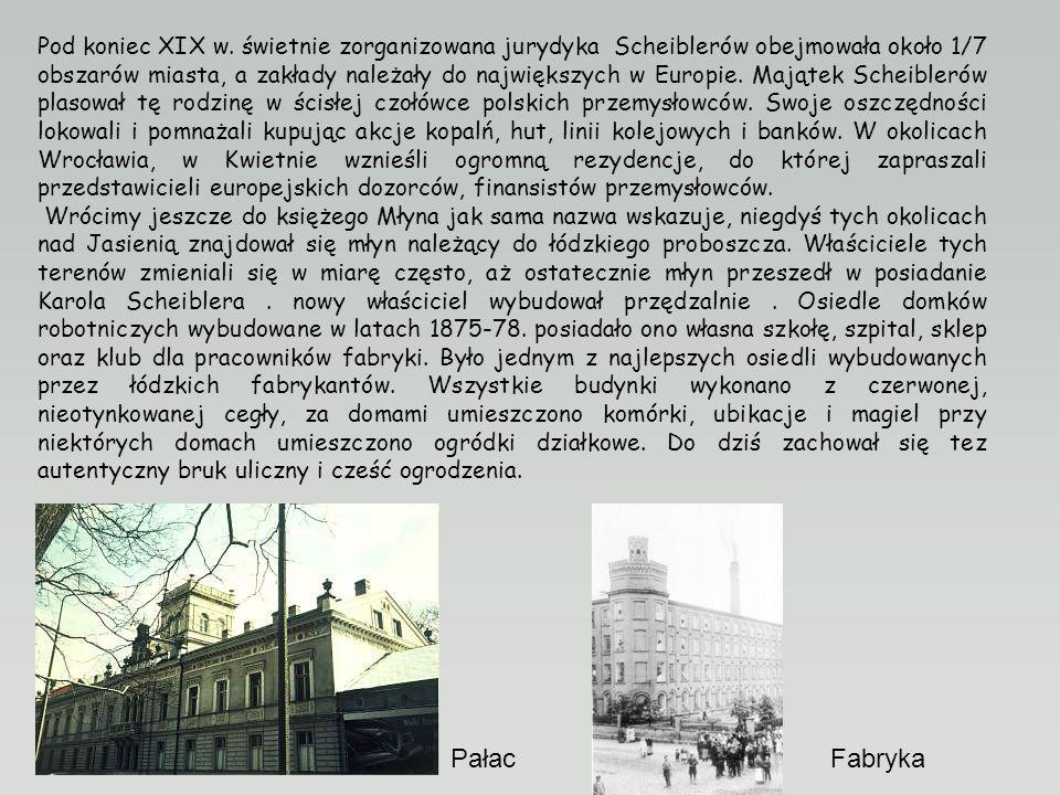 Pod koniec XIX w.