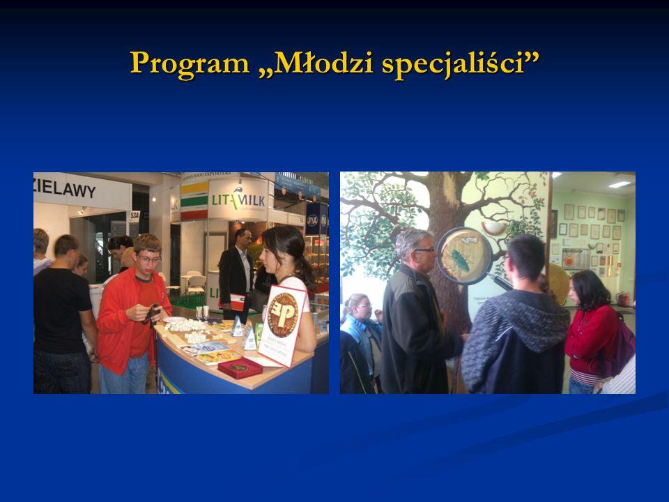Program Młodzi specjaliści