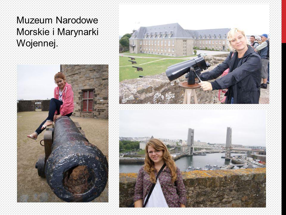 Muzeum Narodowe Morskie i Marynarki Wojennej.