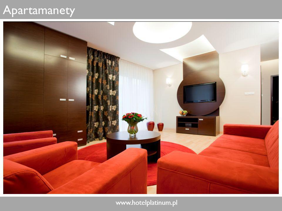 www.hotelplatinum.pl Apartamanety
