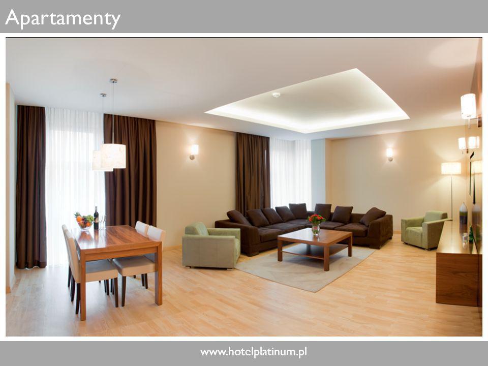 www.hotelplatinum.pl Apartamenty