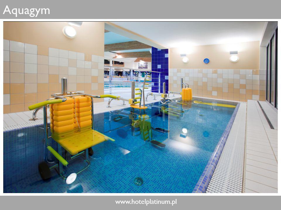 www.hotelplatinum.pl Aquagym