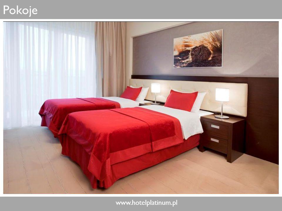 www.hotelplatinum.pl Pokoje