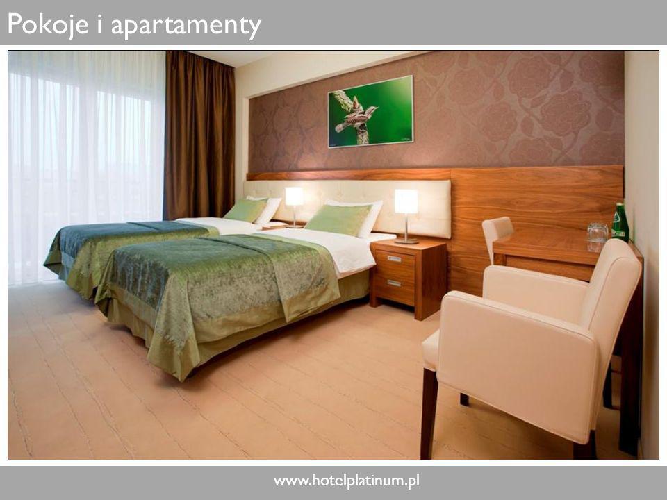 www.hotelplatinum.pl Pokoje i apartamenty