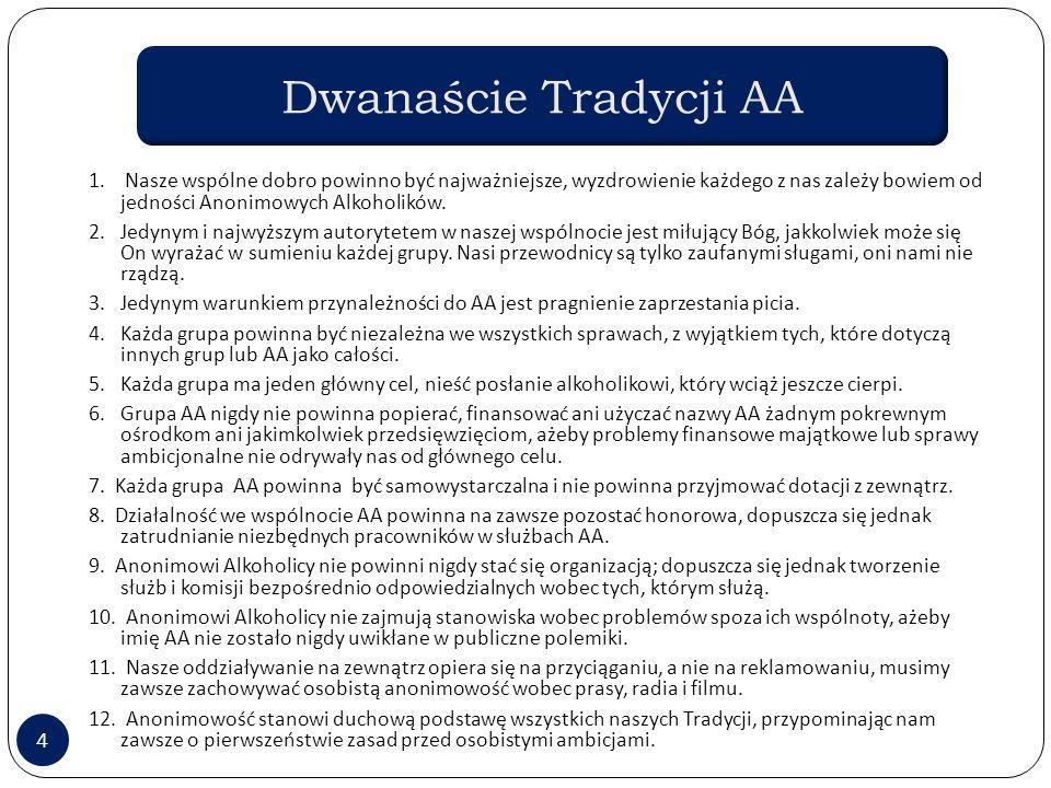 11 Tradycja AA.