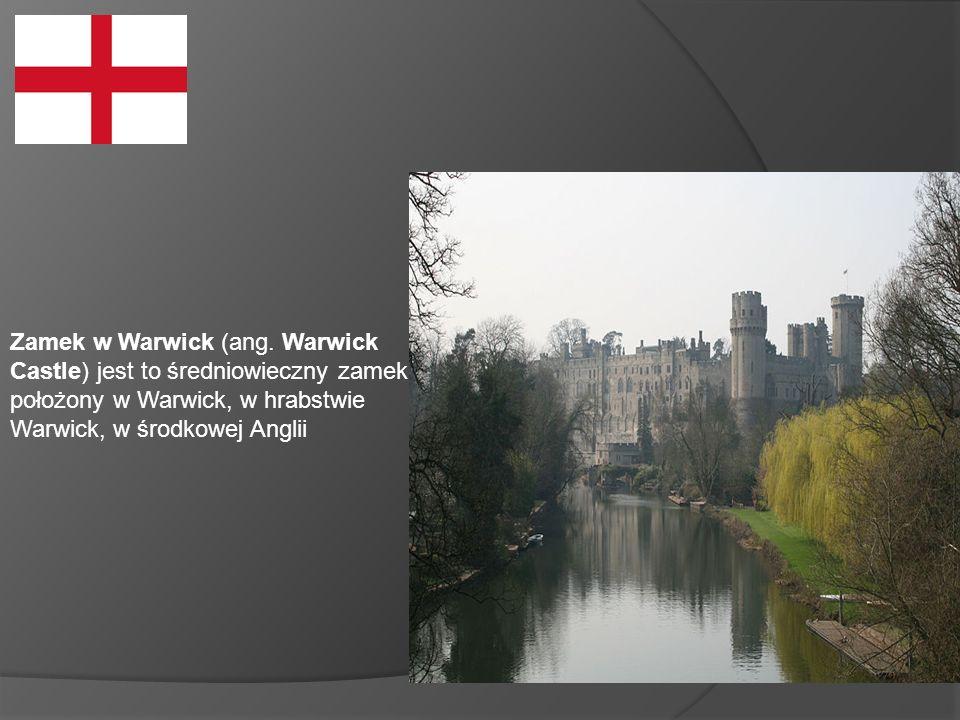 Zamek w Warwick (ang.