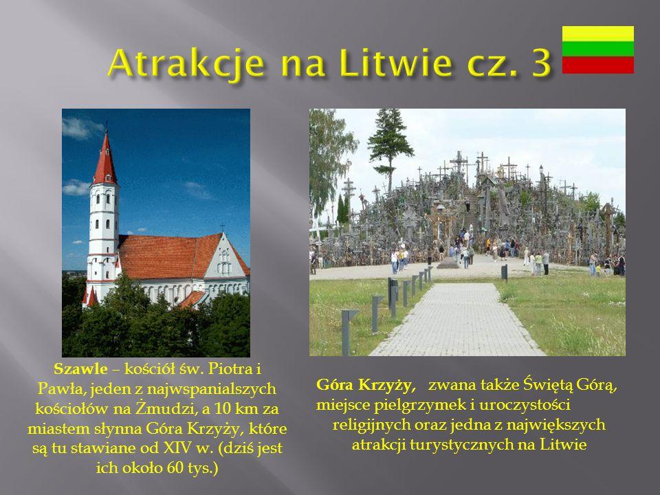 Szawle – kościół św.