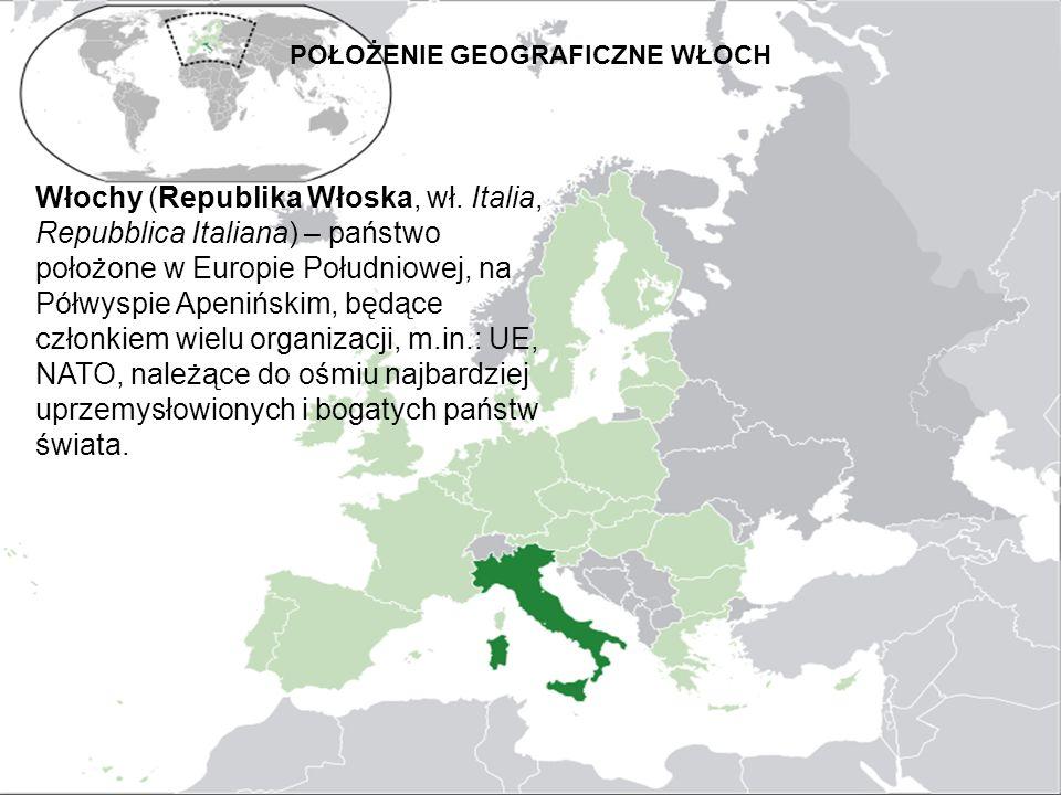 Włochy (Republika Włoska, wł.