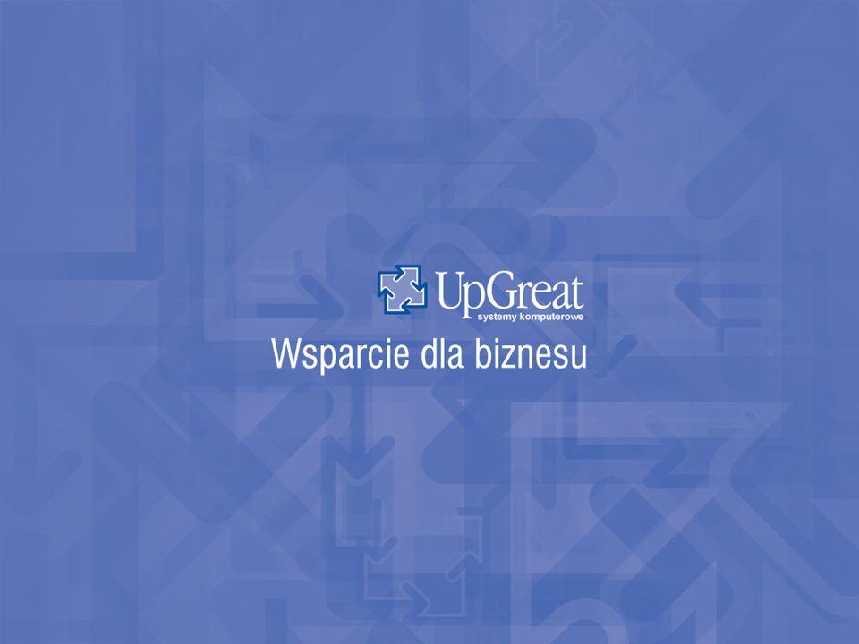 WSPARCIE DLA BIZNESU / STR.2 Mikołaj Gomółka UpGreat Systemy Komputerowe Sp.