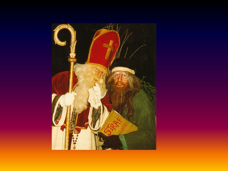 Prawie każdy rejon Niemiec ma swoje tradycje i obyczaje związane z Bożym Narodzeniem.
