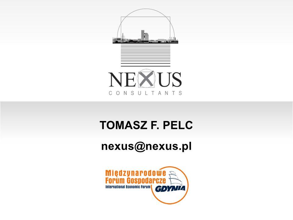 TOMASZ F. PELC nexus@nexus.pl