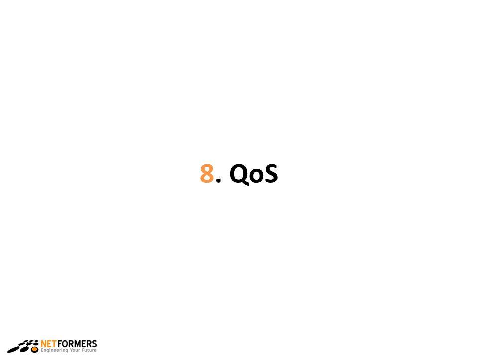 8. QoS