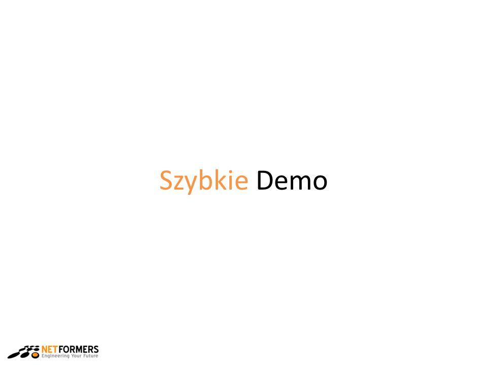 Szybkie Demo
