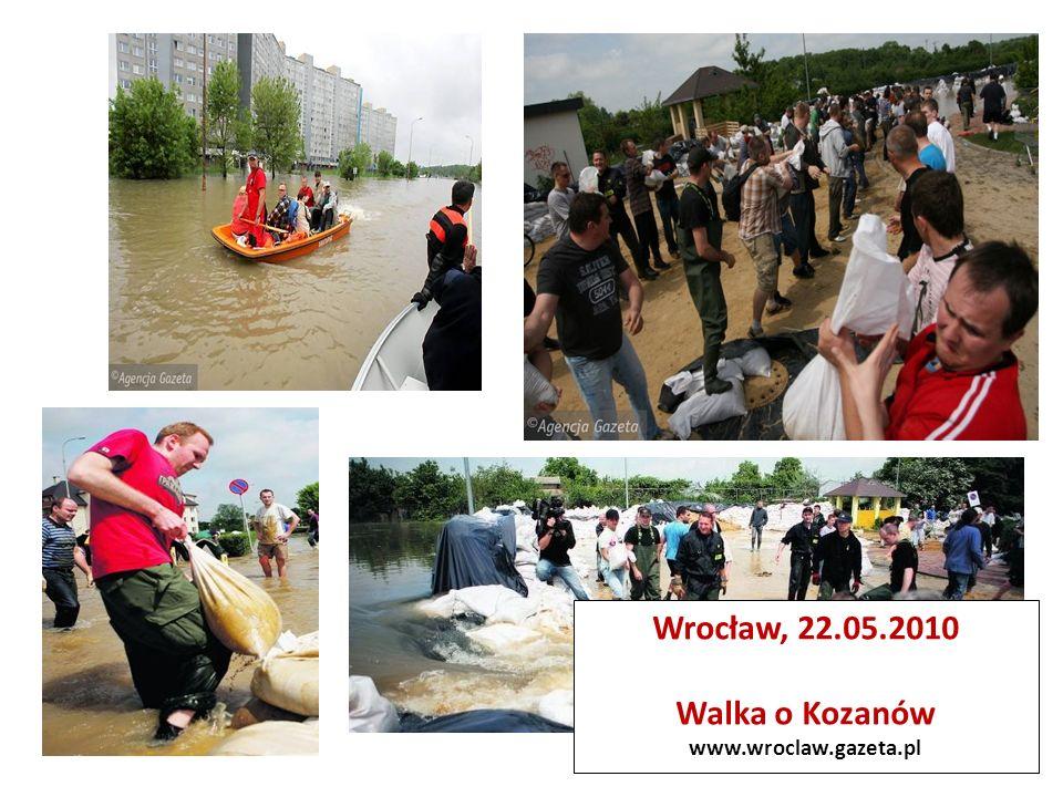 Wrocław, 22.05.2010 Walka o Kozanów www.wroclaw.gazeta.pl