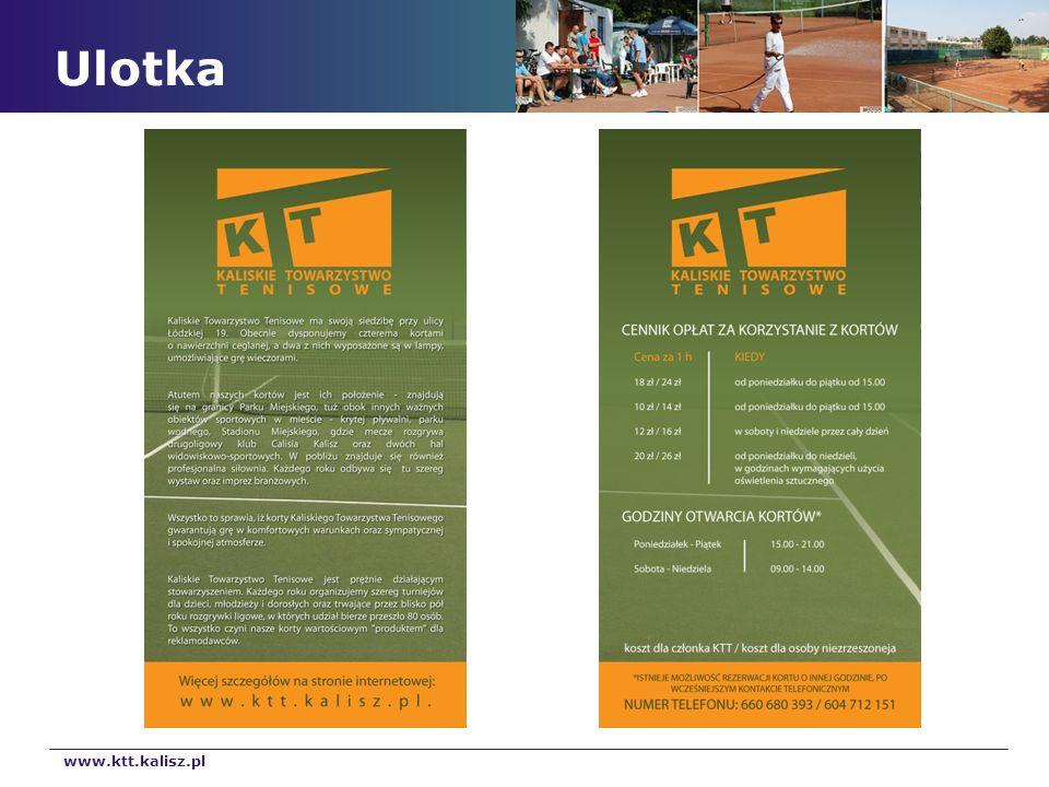 www.ktt.kalisz.pl Ulotka