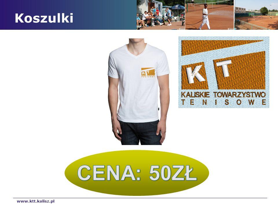 Koszulki www.ktt.kalisz.pl