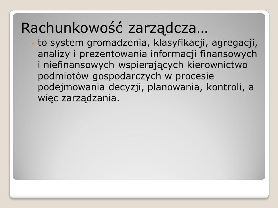 USTAWA z dnia 29 września 1994 r.O rachunkowości - tekst jednolity: Dz.
