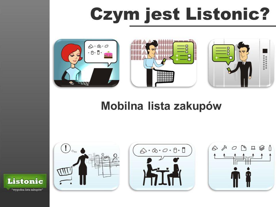 Czym jest Listonic Mobilna lista zakupów