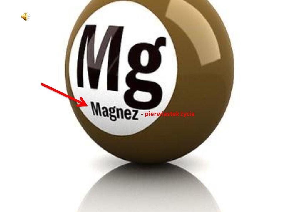 Magnez (Mg, łac.
