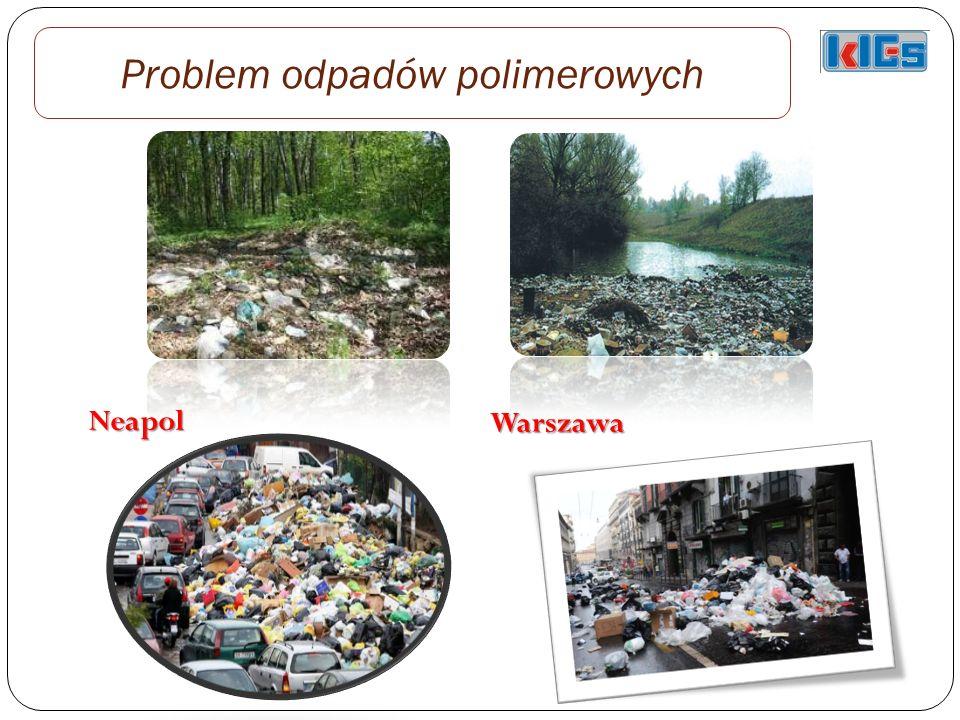 Neapol Warszawa Problem odpadów polimerowych