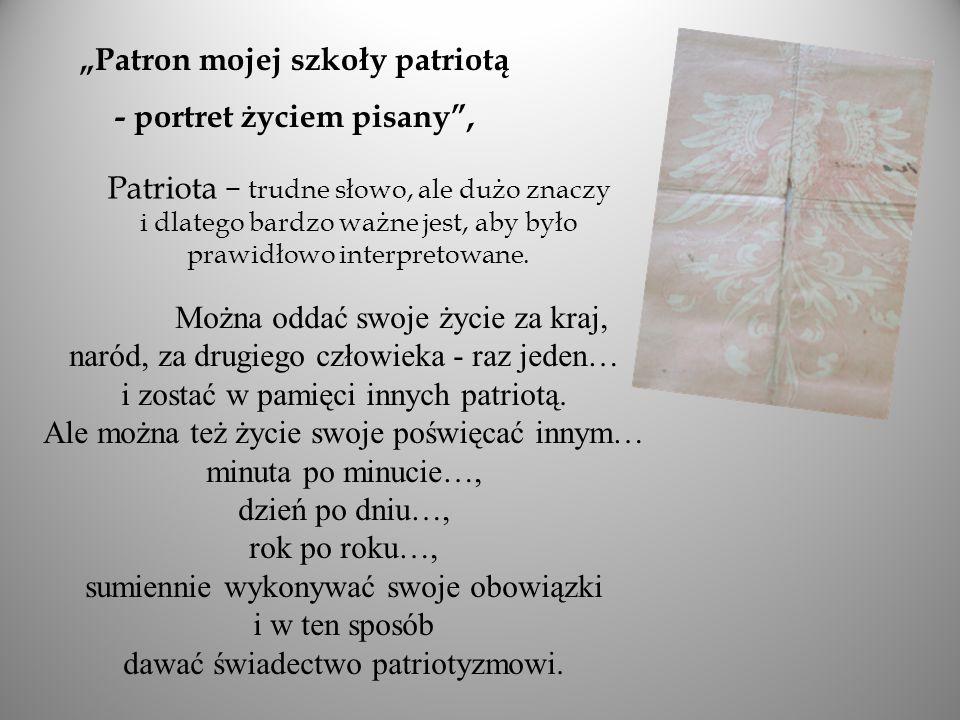 22 listopada 1996 roku Ośrodek Szkolno – Wychowawczy w Tarnowie otrzymał imię Eugenii Gierat.