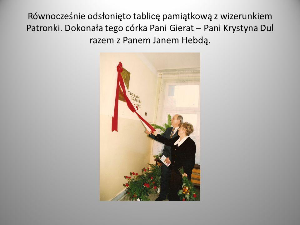 Uroczystą akademię z okazji jubileuszu 50 lecia istnienia Szkoły Specjalnej w Tarnowie i nadania imienia przygotowali nauczyciele i młodzież Ośrodka.