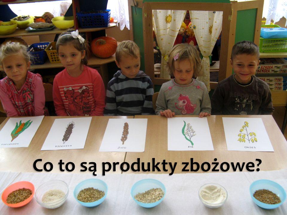 Wykonaliśmy je z różnych produktów.