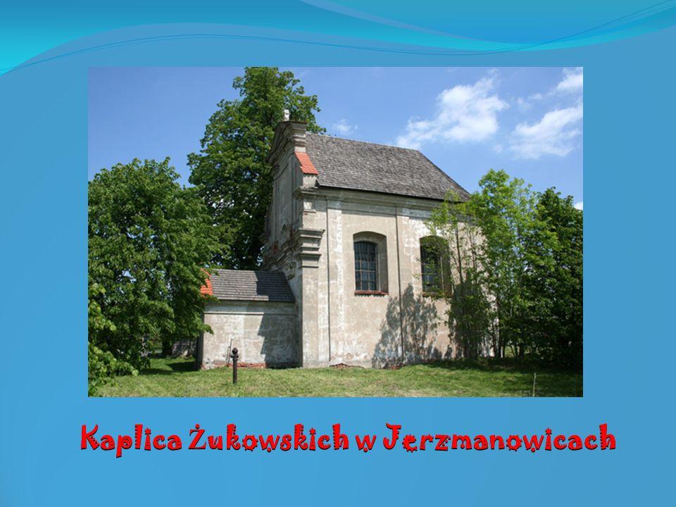 Kaplica Ż ukowskich w Jerzmanowicach