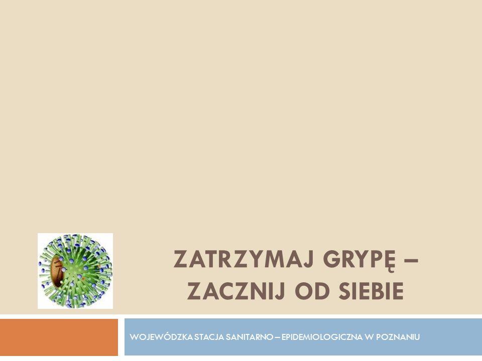 Świńska grypa jest choroba zakaźną układu oddechowego świń, która powodują wirusy grypy typu A Wirus grypy świń typu A/H1N1 został wyizolowany po raz pierwszy u świń 1930 roku Do marca 2009 znane były jedynie rzadkie przypadki zakażeń wirusem grypy A/H1N1 W maju 2009 roku potwierdzono pierwszy przypadek zakażenia w Polsce 2