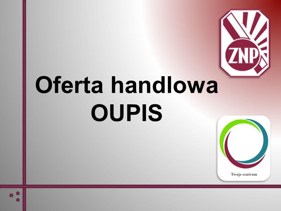 Oferta handlowa OUPIS