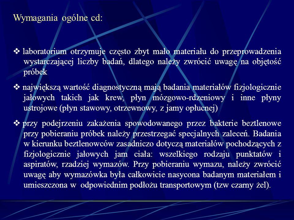 Interpretacja testów lekowrażliwości Od 11 kwietnia 2011 roku w Polsce stosowane są zalecenia EUCAST (European Committee on Antimicrobial Susceptibility Testing) Opracowano stronę internetową www.