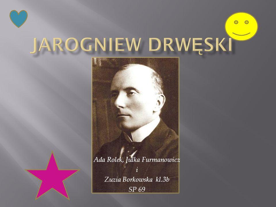 Urodził się 6 grudnia 1873 roku w Glinnie, rodzinnym majątku leżącym koło Poznania.