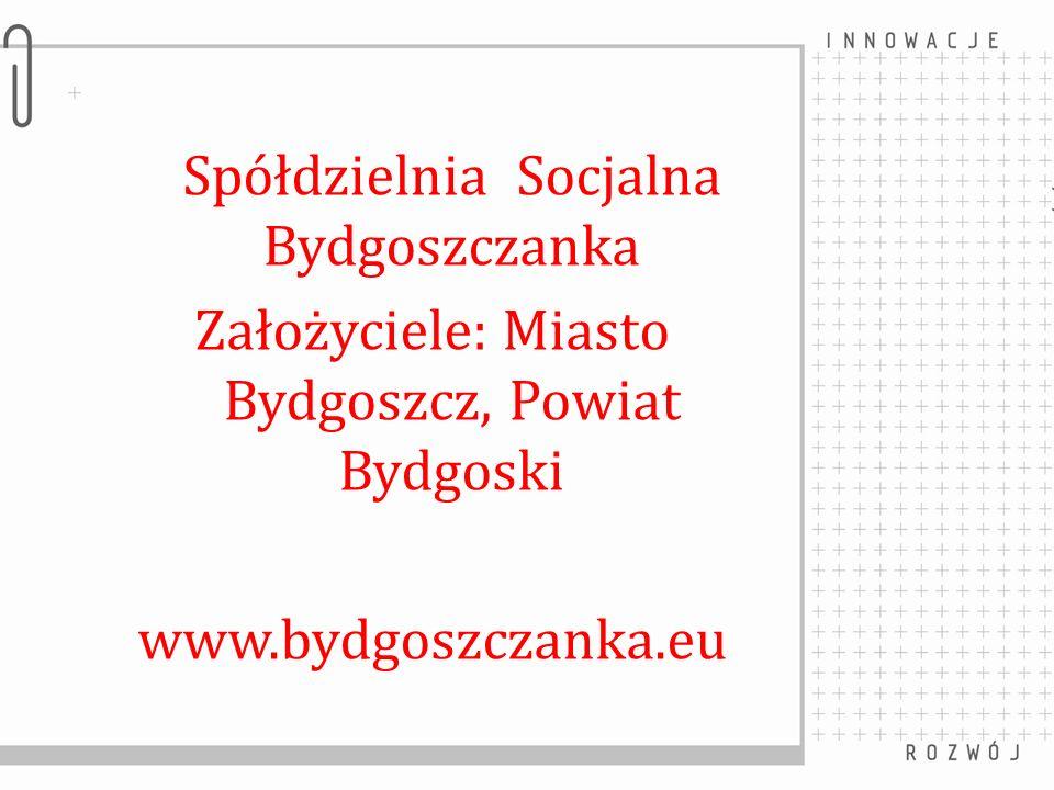Struktura organizacyjna Strzelecka Spółdzielnia Socjalna zatrudnia na pełnych etatach 32 osoby ( w tym 7 uczniów w zawodzie kucharz).