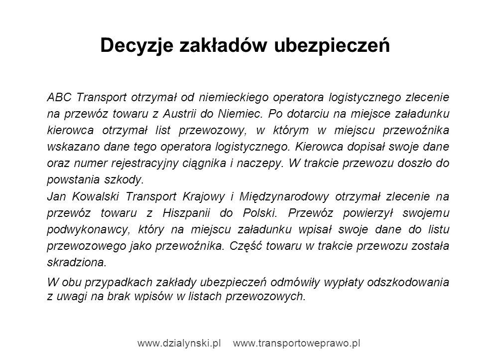 Działyński i Judek Spółka Partnerska Radców Prawnych ul.