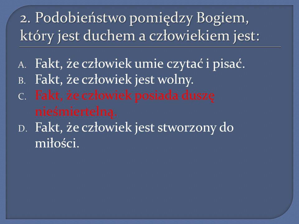 18.W przypowieści o talentach Pan dał sługom: A. 1, 2, 5 talentów B.
