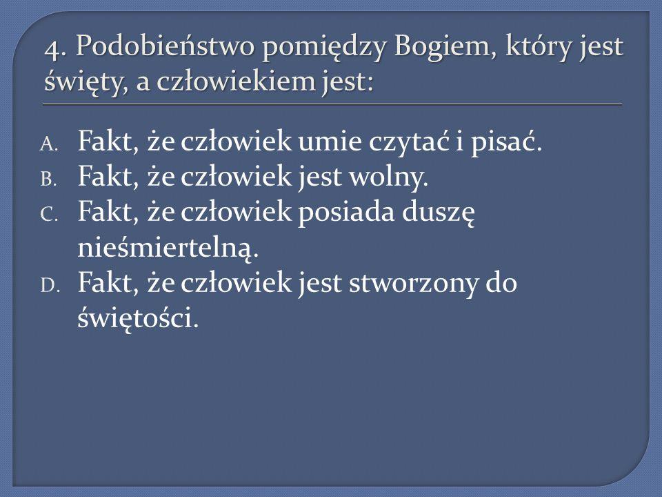 19.W przypowieści o talentach sługa, który otrzymał jeden talent: A.