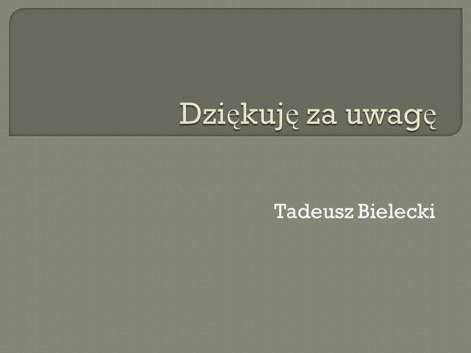 Tadeusz Bielecki