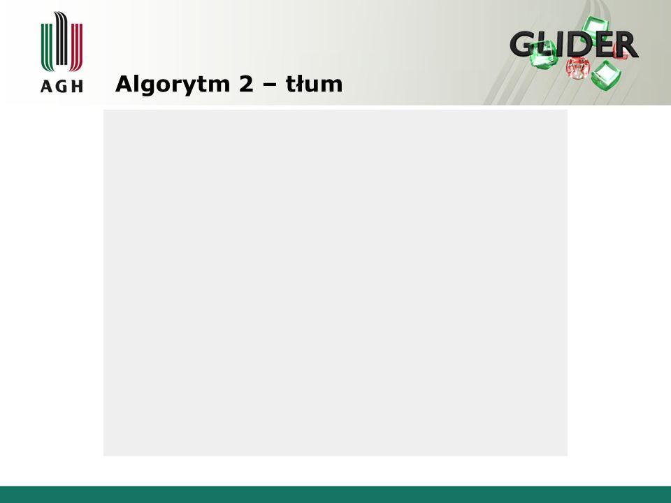 Algorytm 2 – tłum