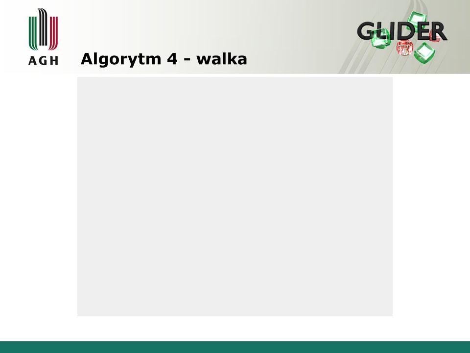 Algorytm 4 - walka