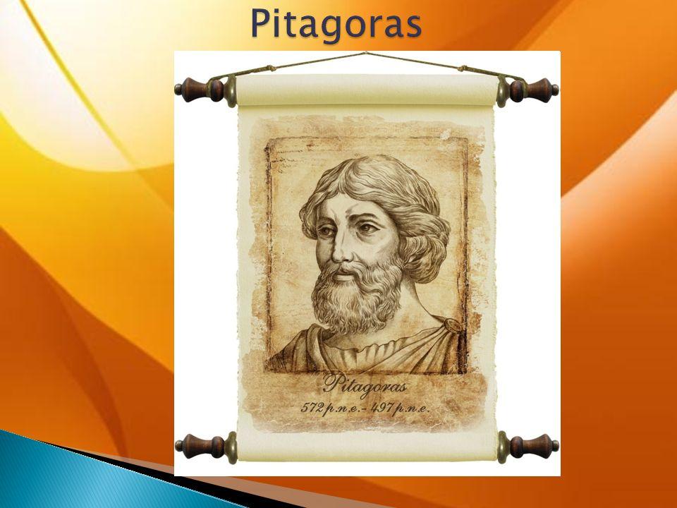 PITAGORAS ur.ok. 572 p.n.e.