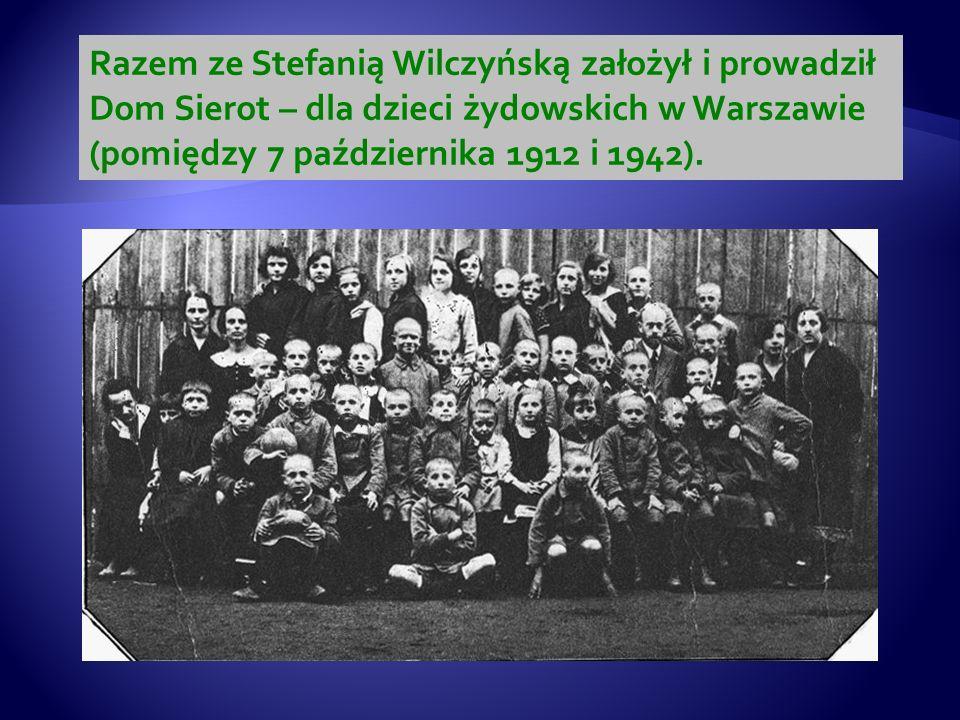 Korczak był zwolennikiem emancypacji dziecka, jego samostanowienia i poszanowania praw. Samorządy wychowanków – małe parlamenty, imitowały świat doros