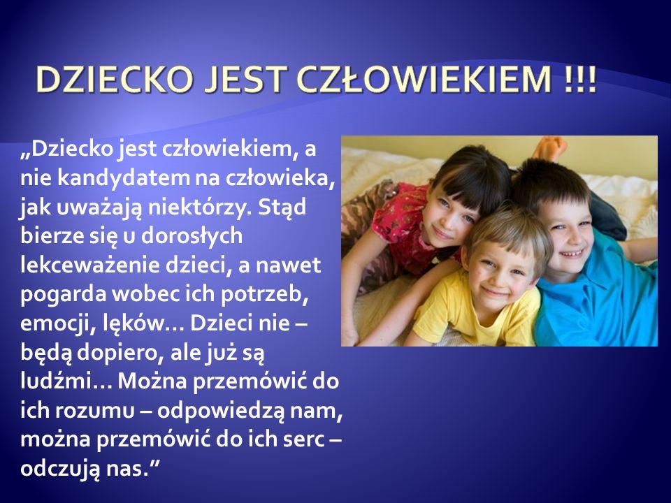 Walka o dobro, sprawiedliwość i ochronę praw dziecka, poznanie i zgłębianie jego potrzeb wypełniły całe życie Janusza Korczaka. Jego dokonania zdumiew