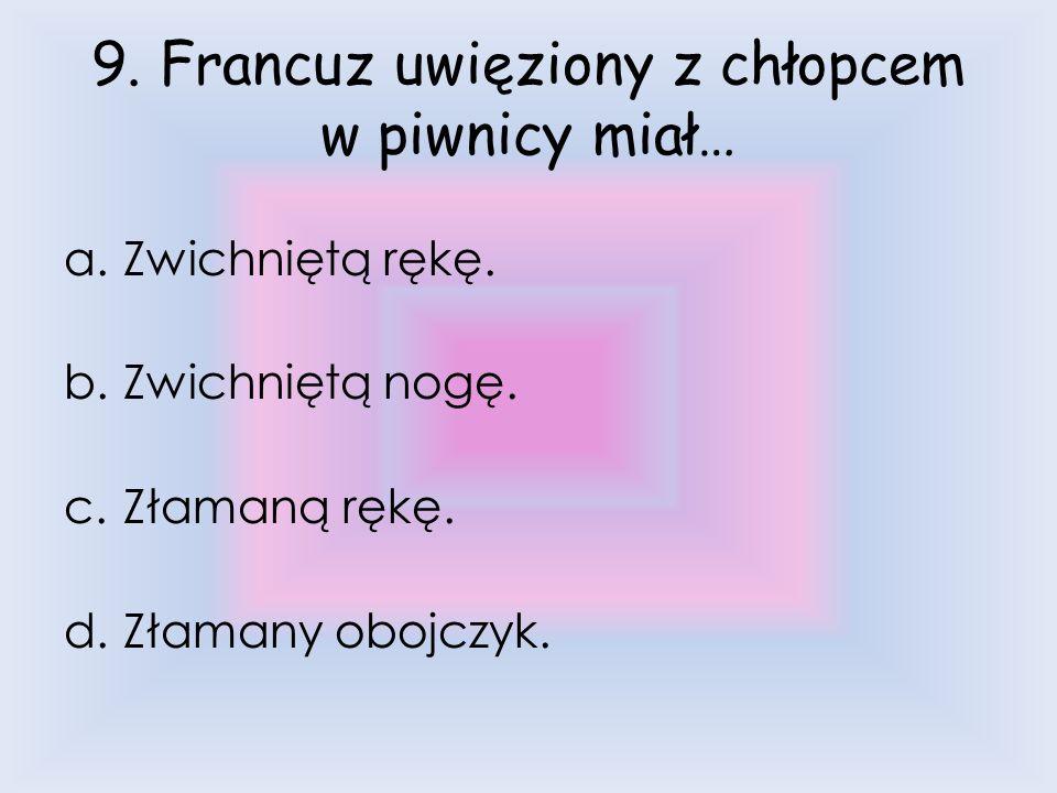 C. Żywotówce.