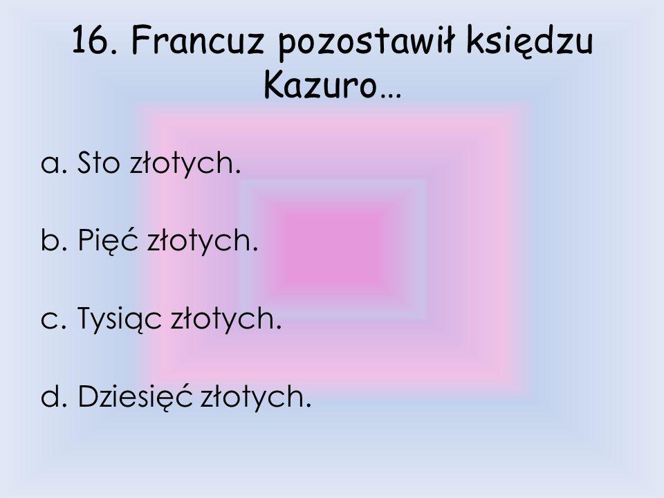 C. Z gazety.