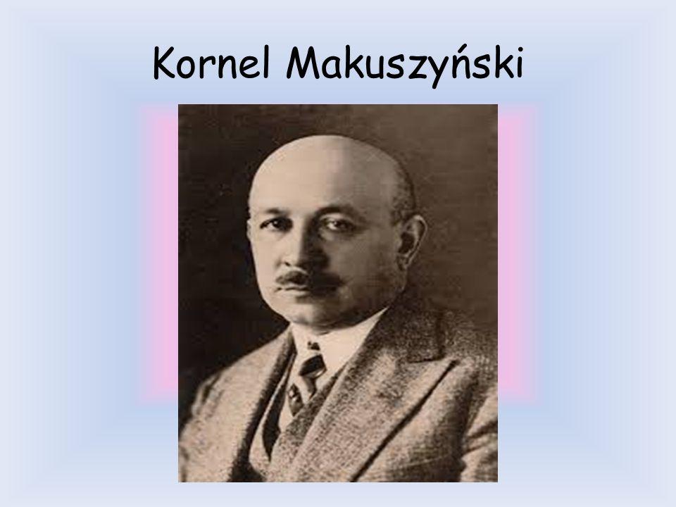 1. AUTOREM POWIEŚCI JEST… Kornel Makuszyński?Janusz Korczak?