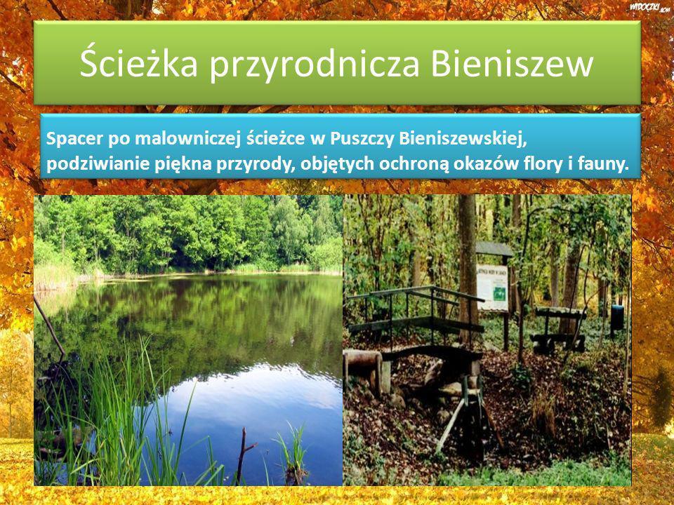 Ścieżka przyrodnicza Bieniszew
