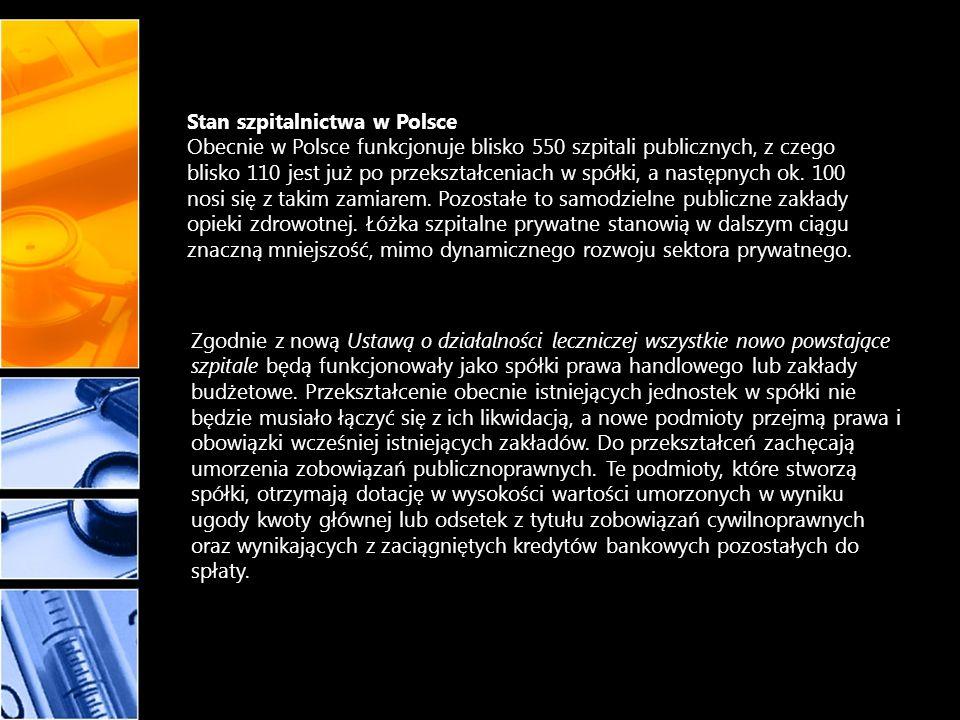 OPINIE POLAKÓW NA TEMAT PRYWATYZCJI SŁUŻBY ZDROWIA Sondaż przeprowadził Instytut Badania Opinii, Rynku i Konsumpcji GfK Polonia na zlecenie Rzeczpospolitej 8 maja 2008 r.